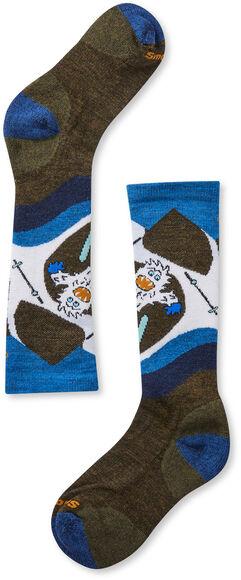 Wintersport Yo Yetti Socken