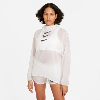 Nike Run Division Laufjacke Damen Weiss