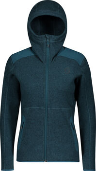 SCOTT Defined Optic Jacke Damen Blau