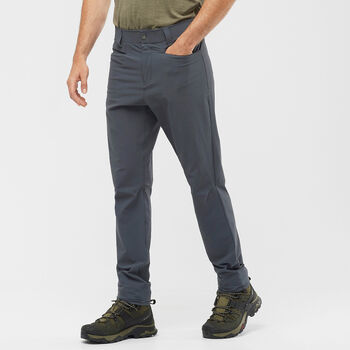 Salomon WAYFARER pantalon de randonnée  Hommes Noir