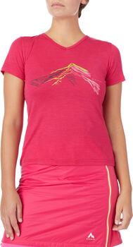 McKINLEY Roy T-Shirt Damen Pink