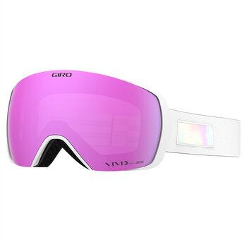 Giro Contact Vivid Lunettes de ski Noir