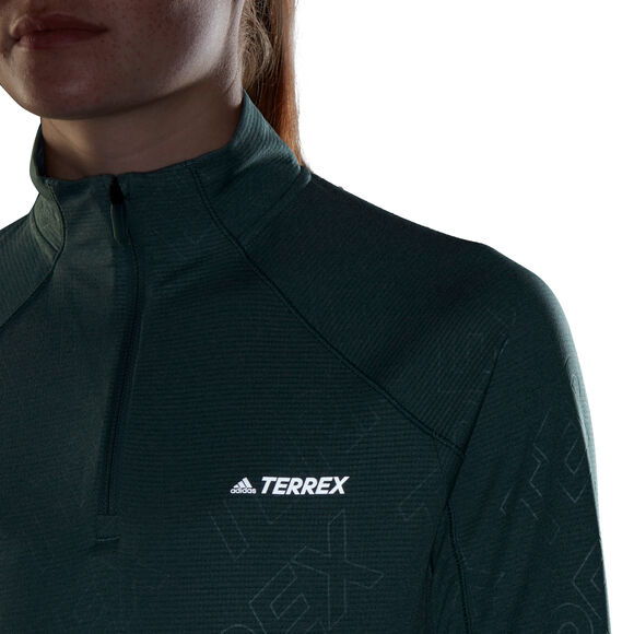 TERREX TraceRocker 1/2 Zip haut à manches longues