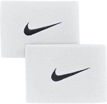 Nike Guard Stay II Bandeau de protège-tibias Blanc