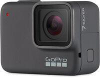 HERO7 Silver Actioncam - mit gratis Speicherkarte 32GB