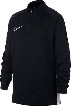 Nike Dri-FIT Academy Drill Trainingsshirt langarm Jungs Schwarz