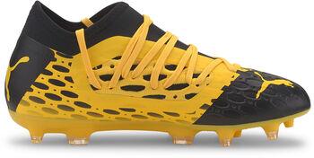 Puma FUTURE 5.3 NETFIT FG/AG Chaussure de football Jaune