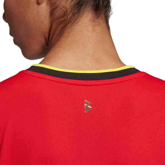 Belgien Home Replica Fussballtrikot