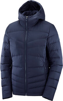 Salomon Transition Daunenjacke Damen Blau