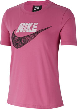 Nike Sportswear T-Shirt Damen Pink