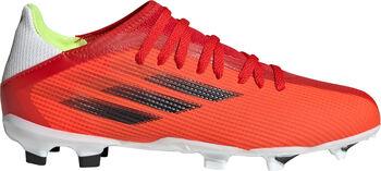 adidas X Speedflow.3 FG Fussballschuh Rot