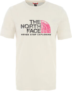 The North Face Rust 2 T-Shirt Herren Weiss