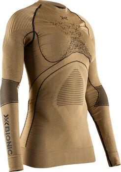 X-BIONIC® Radiactor 4.0 Roundneck Funktionsshirt langarm Damen Beige