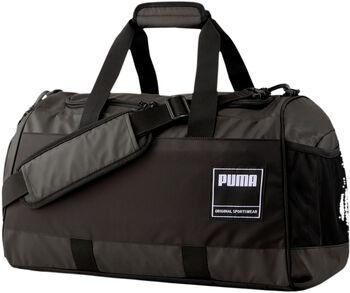 Puma Gym Duffle Trainingstasche Schwarz