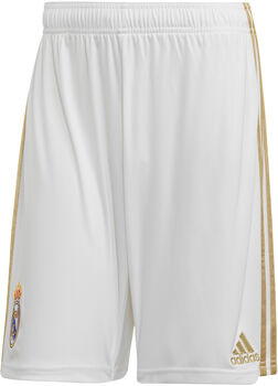 adidas Real Madrid 19/20 Home Replica Shorts de football Hommes Blanc