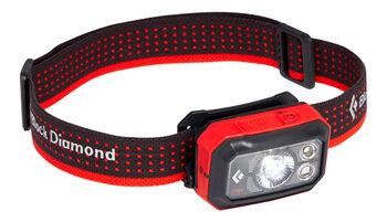 Black Diamond Storm 400 Lampe frontale Rouge