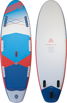 FIREFLY Stand Up Paddle Set iSUP 300 II Blau