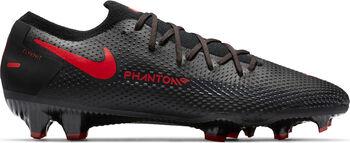 Nike Phantom GT Pro FG Fussballschuh Herren Schwarz