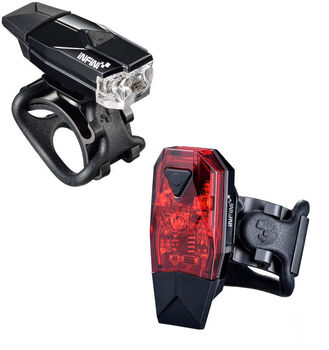 INFINI Mini Lava Beleuchtungsset Schwarz