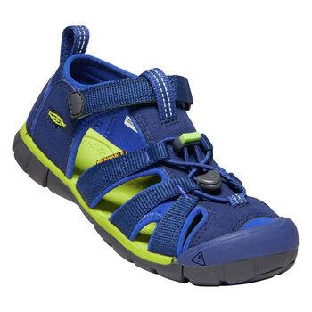 KEEN Seacamp II CNX sandale de trekking Garçons Bleu