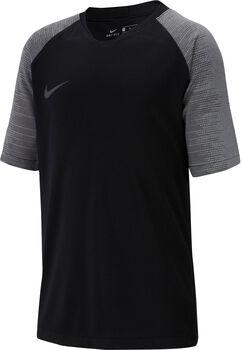 Nike Breathe Strike Trainingsshirt kurzarm Jungs Schwarz