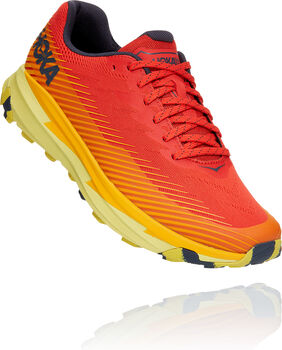 Hoka One One Torrent 2 Sky Trailrunningschuhe Herren Rot