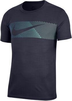 Nike Dri-FIT Superset Shirt d'entraînement Hommes Bleu