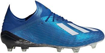 adidas X19.1 FG Chaussure de football Hommes Bleu