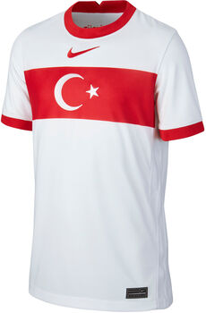Nike Türkei 2020 Stadium Home Maillot de football Blanc