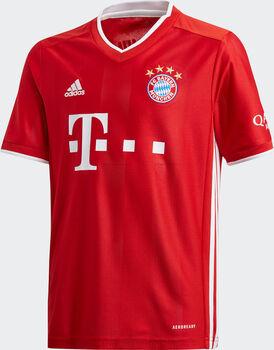 adidas FC Bayern München 20/21 Home maillot de football Rouge