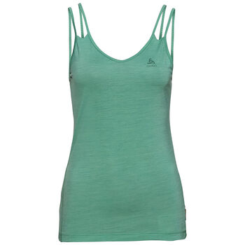 Odlo Natural + Light Tank Top Damen Grün