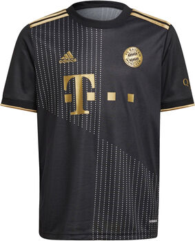 adidas FC Bayern München  Away Shirt Fussballtrikot Schwarz