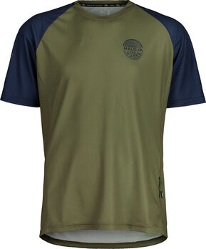 Maloja StachelbeereM. Multi T-Shirt Herren Grün