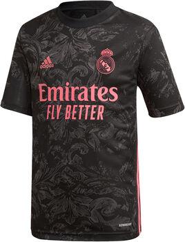 adidas Real Madrid 20/21 Ausweichtrikot Jungs Schwarz