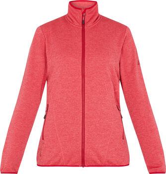 McKINLEY Roto II blouson en laine polaire Femmes Rouge