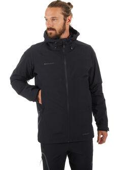 Convey 3 in 1 veste hardshell de 2,5 couches à capuche