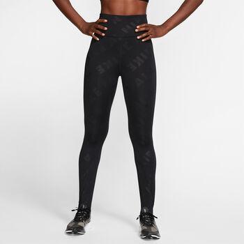 Nike Running Tights Damen Schwarz