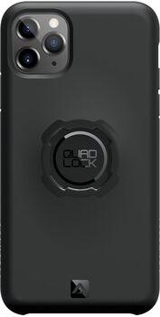 Quad Lock iPhone 11 Pro Max Hülle Schwarz
