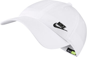 Nike Sportswear Heritage86 Cap Femmes Blanc