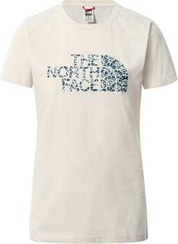 The North Face Easy T-Shirt Damen Beige