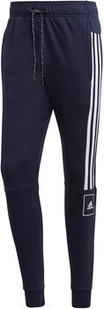 adidas 3 Stripes Tape pantalon d'entraînement  Hommes Bleu