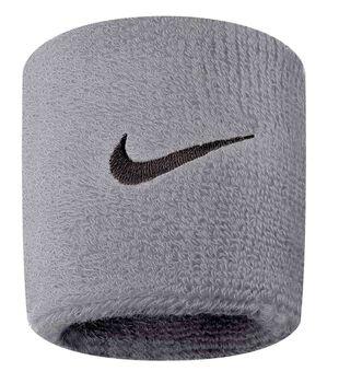 Nike Accessoires Swoosh Schweiss-Armband Grau