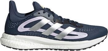 adidas SolarGlide 4 ST chaussure de running Femmes Bleu