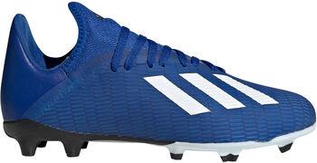 adidas X 19.3 FG Fussballschuh Blau