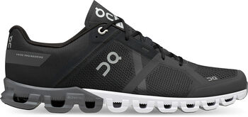 On Cloudflow chaussures running Hommes Noir