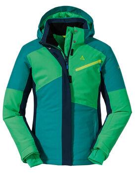 SCHÖFFEL Wannenkopf veste de ski Filles Vert