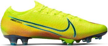 Nike VAPOR 13 ELITE MDS FG chaussure de football Hommes Jaune