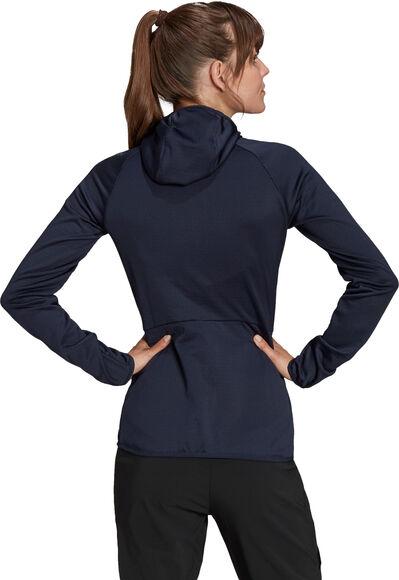 TERREX Tech Lite Hooded veste polaire