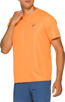 ASICS VENTILATE TOP Trainingshirt kurzarm Herren Orange