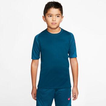 Nike Breathe Strike Jungs Blau